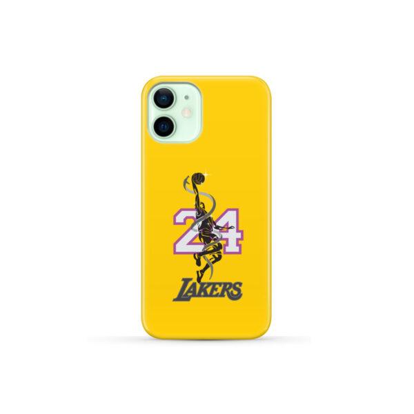 Kobe Bryant LA Lakers for Amazing iPhone 12 Mini Case Cover