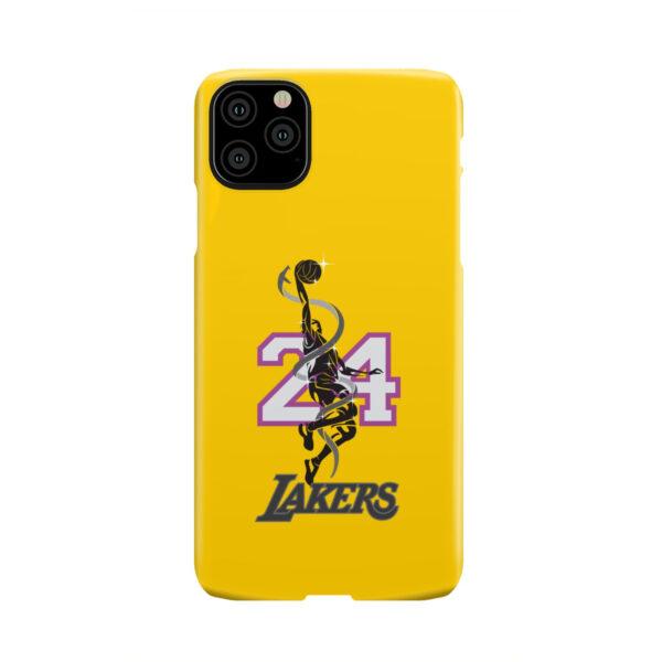 Kobe Bryant LA Lakers for Cute iPhone 11 Pro Max Case