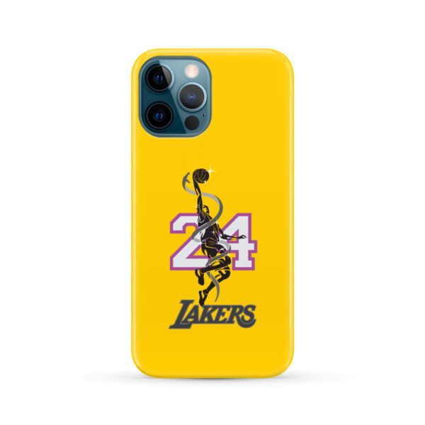 Kobe Bryant LA Lakers for Nice iPhone 12 Pro Max Case