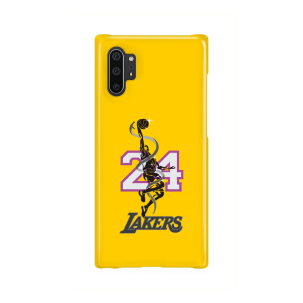 Kobe Bryant LA Lakers for Nice Samsung Galaxy Note 10 Plus Case Cover