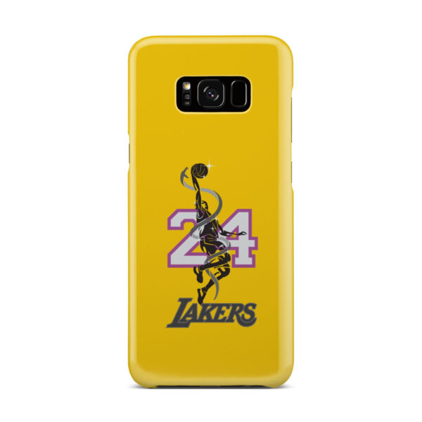 Kobe Bryant LA Lakers for Simple Samsung Galaxy S8 Plus Case Cover