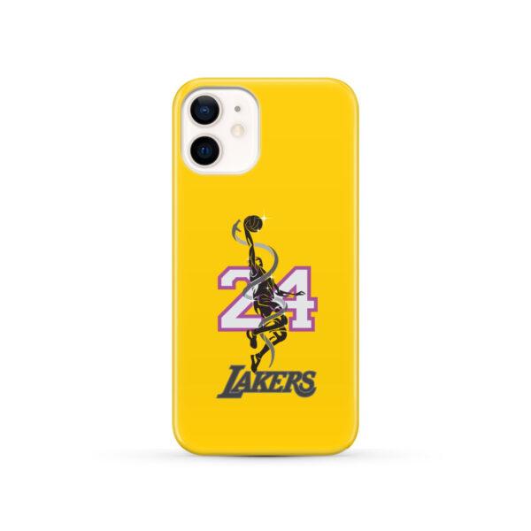 Kobe Bryant LA Lakers for Stylish iPhone 12 Case Cover