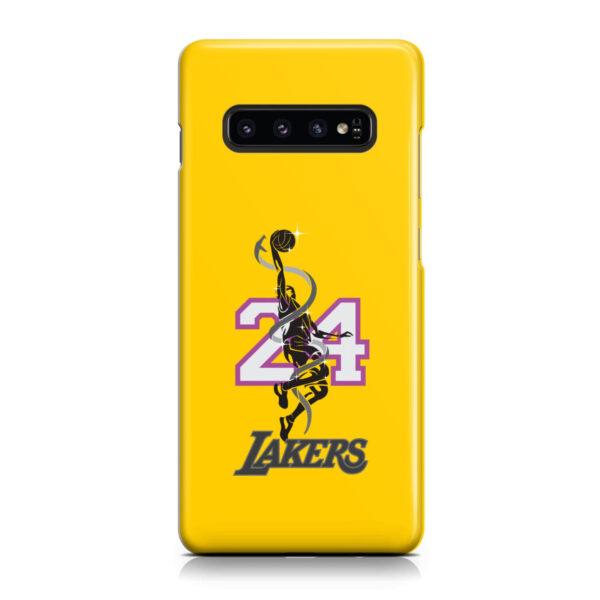 Kobe Bryant LA Lakers for Stylish Samsung Galaxy S10 Plus Case