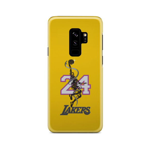 Kobe Bryant LA Lakers for Unique Samsung Galaxy S9 Plus Case