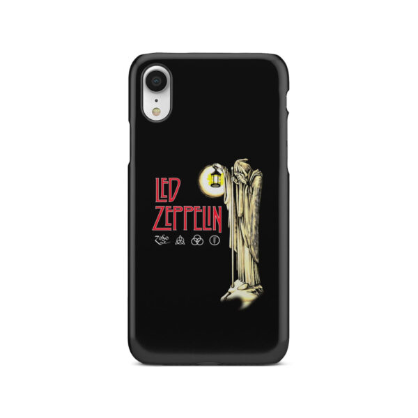 Led Zeppelin Icon for Amazing iPhone XR Case