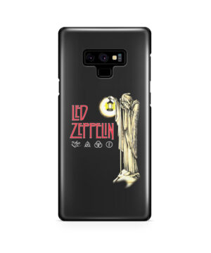 Led Zeppelin Icon for Amazing Samsung Galaxy Note 9 Case