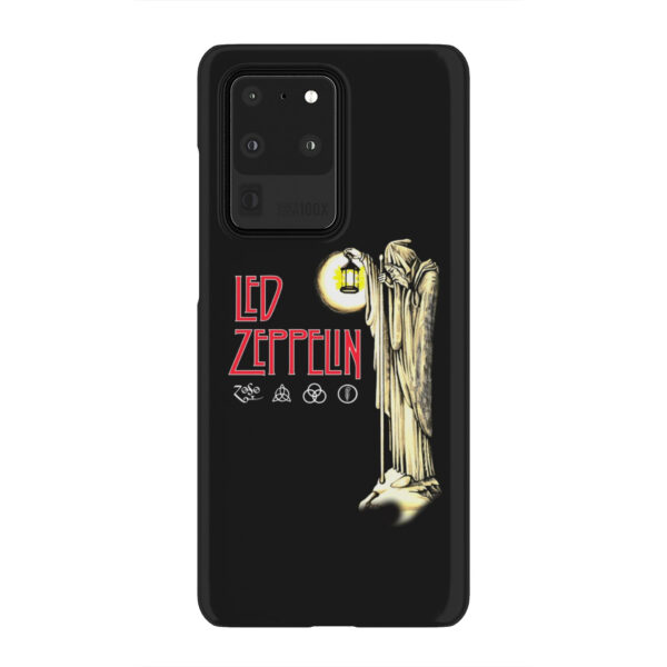 Led Zeppelin Icon for Beautiful Samsung Galaxy S20 Ultra Case Cover