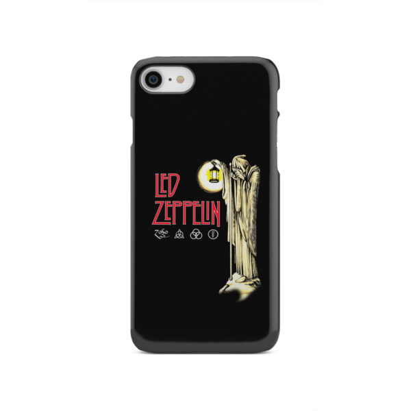 Led Zeppelin Icon for Newest iPhone SE 2020 Case Cover