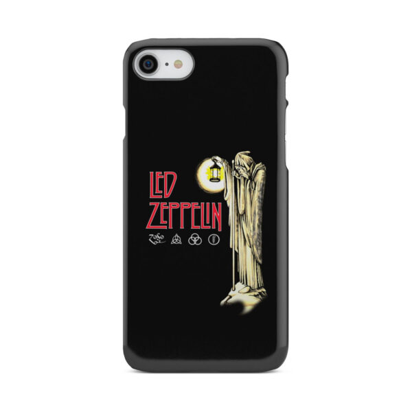 Led Zeppelin Icon for Personalised iPhone 8 Case