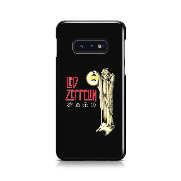 Led Zeppelin Icon for Personalised Samsung Galaxy S10e Case