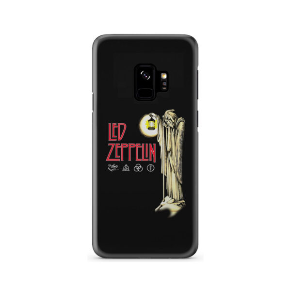 Led Zeppelin Icon for Simple Samsung Galaxy S9 Case Cover