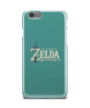 Legend Of Zelda Logo for Beautiful iPhone 6 Case Cover