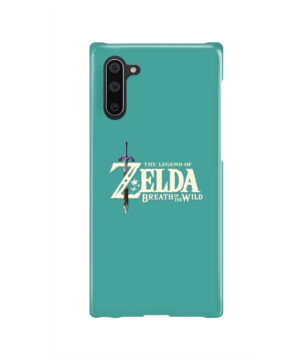 Legend Of Zelda Logo for Beautiful Samsung Galaxy Note 10 Case