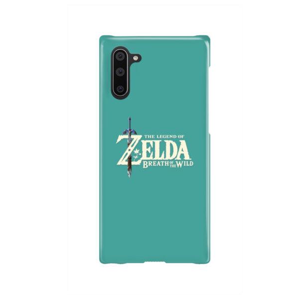 Legend Of Zelda Logo for Beautiful Samsung Galaxy Note 10 Case