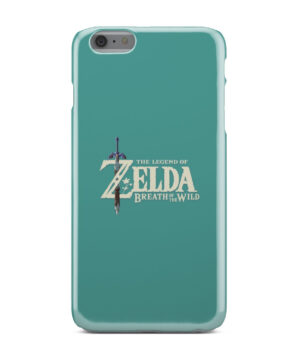 Legend Of Zelda Logo for Best iPhone 6 Plus Case