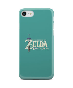 Legend Of Zelda Logo for Custom iPhone 7 Case Cover