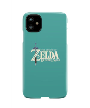 Legend Of Zelda Logo for Cute iPhone 11 Case Cover