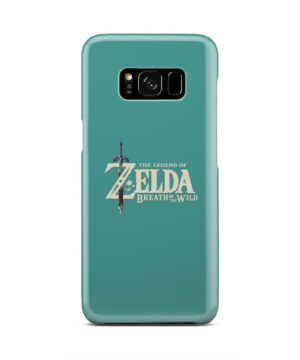 Legend Of Zelda Logo for Cute Samsung Galaxy S8 Case Cover