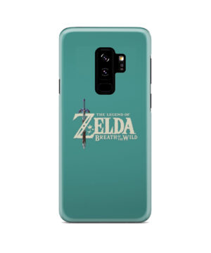 Legend Of Zelda Logo for Cute Samsung Galaxy S9 Plus Case Cover