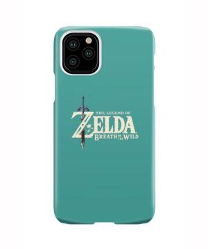Legend Of Zelda Logo for Newest iPhone 11 Pro Case