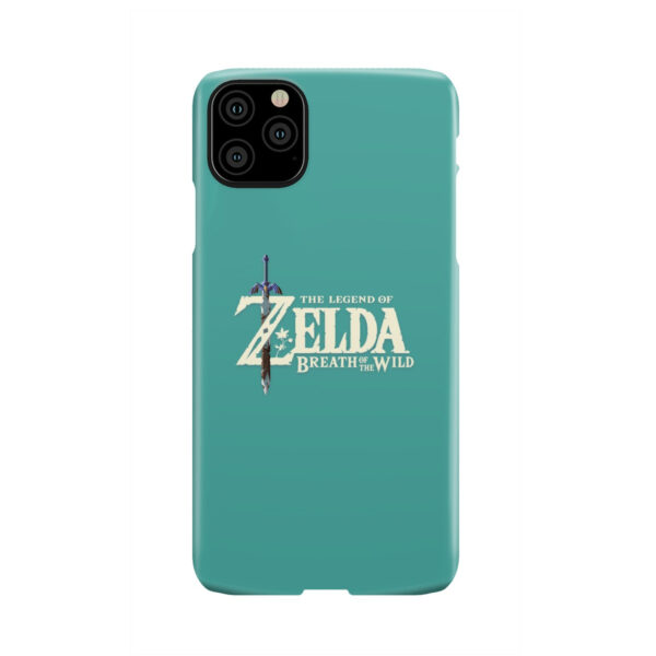 Legend Of Zelda Logo for Nice iPhone 11 Pro Max Case Cover
