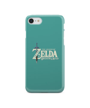 Legend Of Zelda Logo for Nice iPhone SE 2020 Case