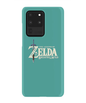 Legend Of Zelda Logo for Nice Samsung Galaxy S20 Ultra Case