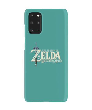 Legend Of Zelda Logo for Simple Samsung Galaxy S20 Plus Case