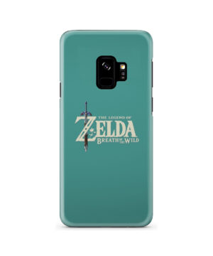 Legend Of Zelda Logo for Stylish Samsung Galaxy S9 Case Cover