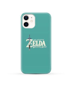 Legend Of Zelda Logo for Trendy iPhone 12 Case Cover