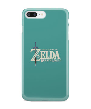 Legend Of Zelda Logo for Trendy iPhone 7 Plus Case