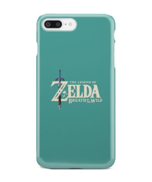 Legend Of Zelda Logo for Trendy iPhone 8 Plus Case Cover
