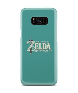 Legend Of Zelda Logo for Unique Samsung Galaxy S8 Plus Case Cover