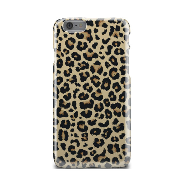 Leopard Print for Amazing iPhone 6 Case Cover