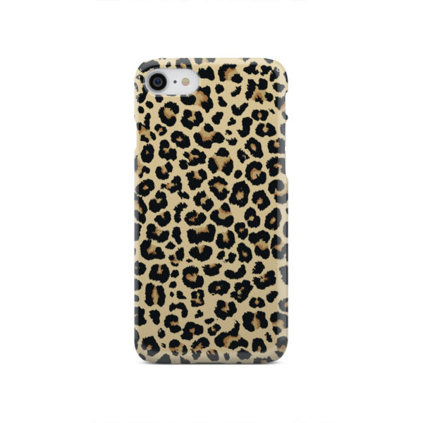 Leopard Print for Amazing iPhone SE 2020 Case Cover