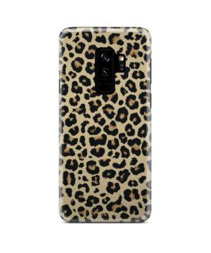 Leopard Print for Beautiful Samsung Galaxy S9 Plus Case
