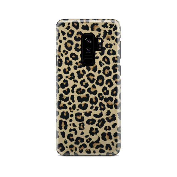 Leopard Print for Beautiful Samsung Galaxy S9 Plus Case