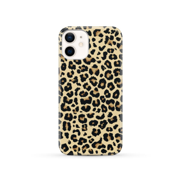 Leopard Print for Cool iPhone 12 Case