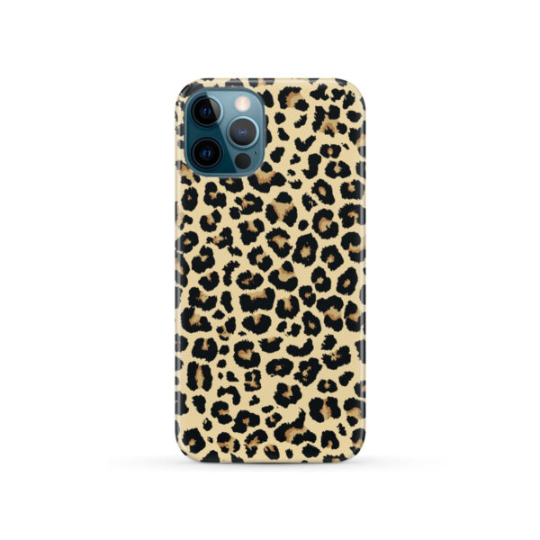 Leopard Print for Cool iPhone 12 Pro Case