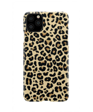 Leopard Print for Cute iPhone 11 Pro Max Case