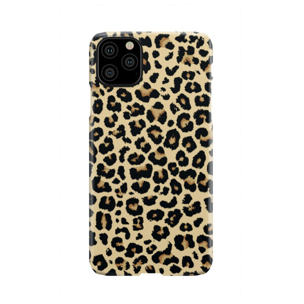 Leopard Print for Cute iPhone 11 Pro Max Case