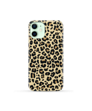 Leopard Print for Newest iPhone 12 Mini Case