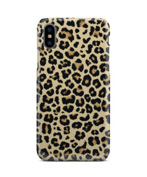 Leopard Print for Nice iPhone X / XS Case