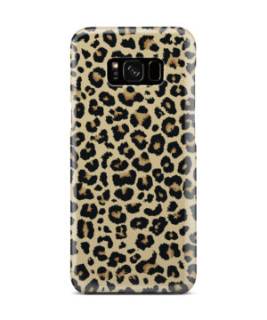 Leopard Print for Nice Samsung Galaxy S8 Plus Case