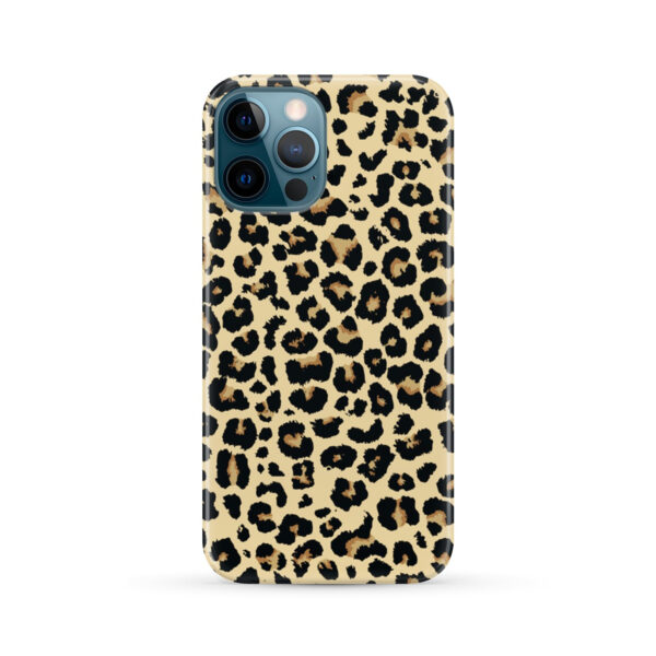 Leopard Print for Personalised iPhone 12 Pro Max Case Cover