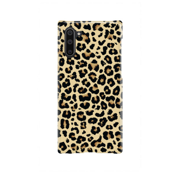 Leopard Print for Stylish Samsung Galaxy Note 10 Case Cover