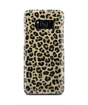 Leopard Print for Stylish Samsung Galaxy S8 Case