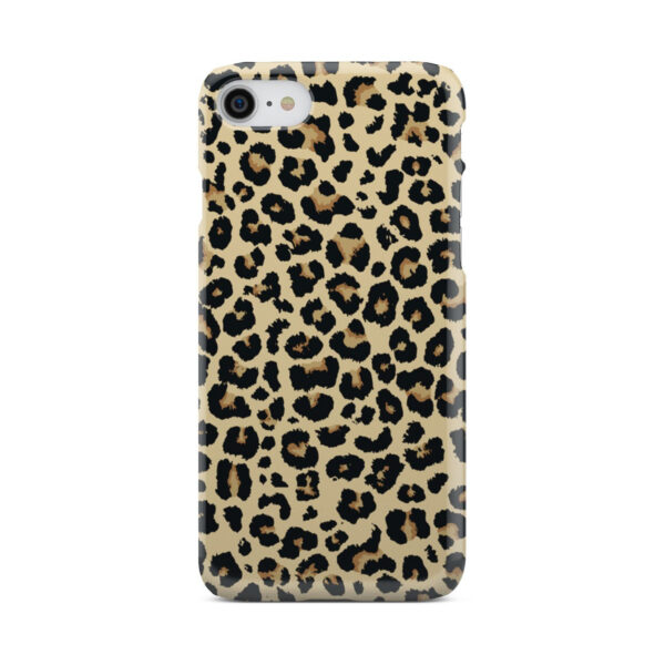 Leopard Print for Trendy iPhone 7 Case Cover