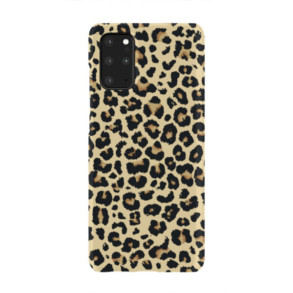 Leopard Print for Trendy Samsung Galaxy S20 Plus Case