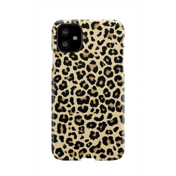 Leopard Print for Unique iPhone 11 Case